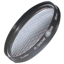 67mm R-スノークロス [クロスフィルター]