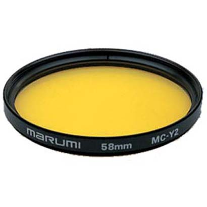 MC-Y2 72MM [モノクロ撮影用フィルター MC-Y2]