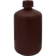 ポリビン 10L [10リットル 細茶]