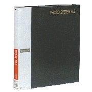 フォトシステムファイル SF-1 E/Lプリント用アルバム ブラック
