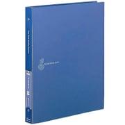 05533-4 フリースタイルバインディングシステム スタンダードタイプ ネガ用 [35mm 台紙15枚 青]