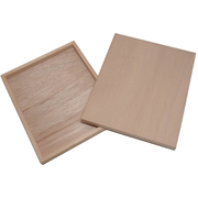 木製パネル 大四ッ切(写真用) [330×260×約20ミリ]