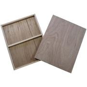 木製パネル サクラ [650×545×約20ミリ]