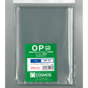 OP-57 O.P.袋 【ポリプロピレン袋 大キャビネ用 100枚】
