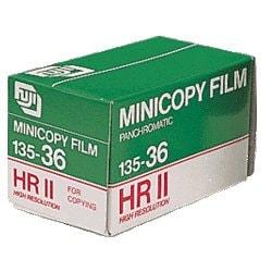 ミニコピーフィルムHR2 135 36枚撮り