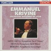 フランス三大交響曲集