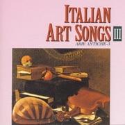 イタリア歌曲集Vol.3 古典歌曲集3
