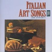 イタリア歌曲集Vol.4