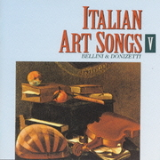 イタリア歌曲集Vol.5 ベッリーニ&ドニゼッティ歌曲集
