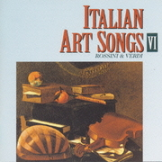 イタリア歌曲集 Vol.6~ロッシーニ&ヴェルディ歌曲集
