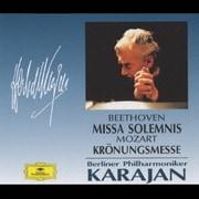 ベートーヴェン:ミサ・ソレムニス ニ長調作品123 モーツァルト/ミサ曲ハ長調K317《戴冠ミサ》