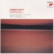 シベリウス:交響曲第2番&ヴァイオリン協奏曲