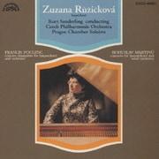 ルージチコヴァーの芸術4 現代ハープシコード協奏曲集