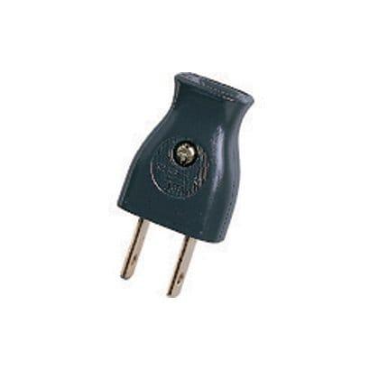 WH4415-BP [ベター小型キャップ 平形コード用 ブラック]