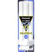 FDL27EX-D [コンパクト形蛍光ランプ ツイン2 GX10q-4口金 クール色(3波長形昼光色) 27形]