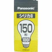 LW100V150W [白熱電球 シリカ電球 E26口金 100V 150W形 75mm径 ホワイト]