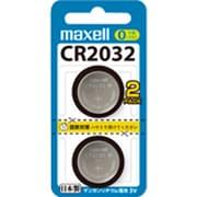 CR-2032 2BS [リチウムコイン電池 3V 2個]