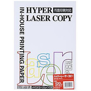 HP103 [インクジェット&レーザー用 両面 プリンター用紙 ホワイト 120g/m2 A4 50枚]
