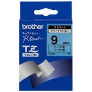 TZ-521 [ラミネートテープ 黒文字、青テープ、9mm]