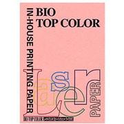 BT104 [両面 プリンター用紙 ピンク 80g/m2 A4 100枚]