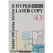 HP201 [インクジェット&レーザー用 両面 プリンター用紙 ホワイト 100g/m2 A3 100枚]