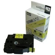 LM-L518BY [ラミネートテープ キイロ]