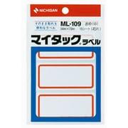 ML-109 [マイタックラベル]