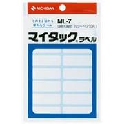 ML-7 [マイタックラベル]