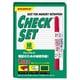 SE-360-CK チェックセット 緑 [チェックペン]