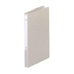 F367-12 パンチレスファイル A4 グレー
