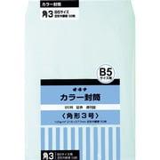 HPK3GN カラー封筒 カク3 グリーン 50SP