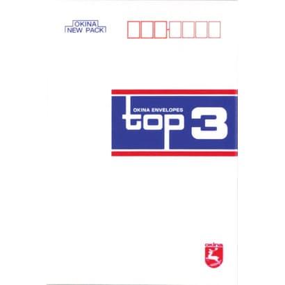 ET3 [洋封筒 トップ 3 10枚入り]