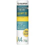 感熱記録ロール紙 FT HG A4 25 (A4/25m/1インチ/1本)