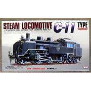 1/50 蒸気機関車 C11 [プラモデル]
