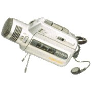 M-100MC マイクロカセットレコーダー