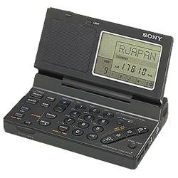 ICF-SW100S ワールドバンドFMステレオ/LW/MW/SWレシーバー