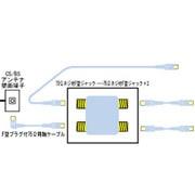 VZ-CS12 CS/BSアンテナコネクター 分配用