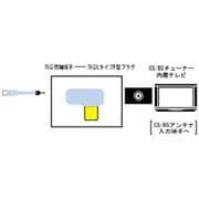 VZ-CS72 CS/BSアンテナコネクター 変換用