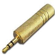 AC-555 [変換プラグ ステレオ標準-3.5mmステレオミニプラグ]