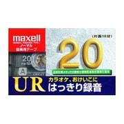 UR-20L [カセットテープ 20分 1本]