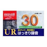 UR-30L [カセットテープ 30分 1本]