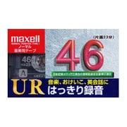 UR-46L [カセットテープ 46分 1本]