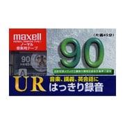 UR-90L [カセットテープ 90分 1本]