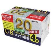 UR-20L 4P [カセットテープ 20分 4本]