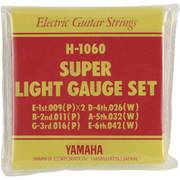 H-1060 [エレキギター弦 スーパーライトゲージ]