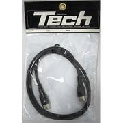 TM-100 BK [MIDIケーブル 1m]