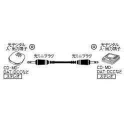 RP-CA2220A 光デジタルケーブル [光ミニ-光ミニ] 2m
