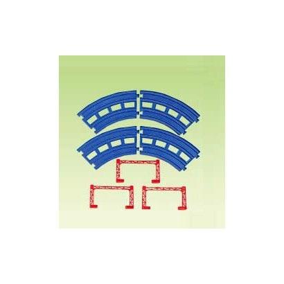 R-05 複線曲線レール [プラレール 4本入り]