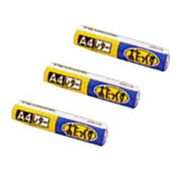 KX-FAN110P3 [おたっくす 感熱記録紙 (A4レターサイズ/30m/0.5インチ/3本パック) KX-PW76CL、PW55CL専用品]