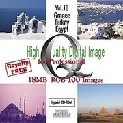 HIGH QUALITY VOL.10(ギリシャ・トルコ・エジプト) [Windows/Mac]